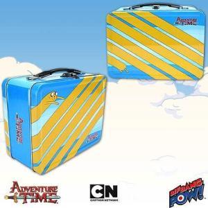 アドベンチャー タイム ビフバンパウ Bif Bang Pow! Adventure Time Wrap Around Jake Tin Tote|fermart-hobby