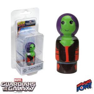 ガーディアンズ オブ ギャラクシー Guardians of the Galaxy フィギュア Gamora Pin Mate Wooden Figure|fermart-hobby
