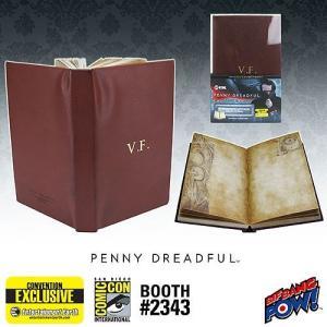 ナイトメア ビフバンパウ Bif Bang Pow! Penny Dreadful Frankenstein Sketchbook Deluxe Journal|fermart-hobby