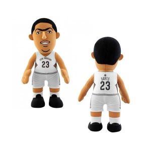 バスケットボール ブリーチャークリーチャー Bleacher Creatures NBA New Orleans Pelicans Anthony Davis 10-Inch Plush Figure|fermart-hobby