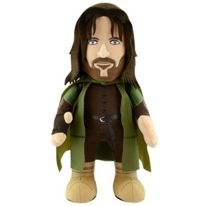 ロード オブ ザ リング ブリーチャークリーチャー Bleacher Creatures Lord of the Rings Aragorn 10-Inch Plush Figure|fermart-hobby