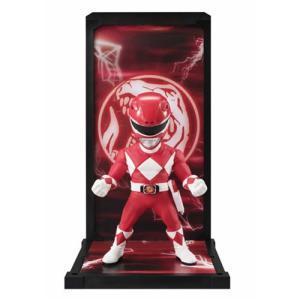 パワーレンジャー Power Rangers 彫像・スタチュー Mighty Morphin' Red Ranger Tamashii Buddies Mini-Statues|fermart-hobby