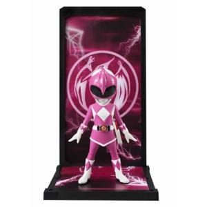 パワーレンジャー Power Rangers 彫像・スタチュー Mighty Morphin' Pink Ranger Tamashii Buddies Mini-Statues|fermart-hobby