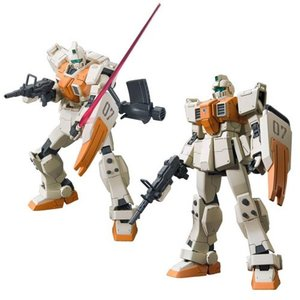ガンダム Gundam プラモデル GM Ground Type High Grade Universal Century 1:144 Scale Model Kit|fermart-hobby