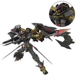 ガンダム Gundam プラモデル SEED Astray Gold Frame Amatsu Mina Real Grade 1:144 Scale Model Kit|fermart-hobby