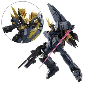 ガンダム Gundam プラモデル UC Unicorn 02 Banshee Norn Real Grade 1:144 Scale Model Kit|fermart-hobby