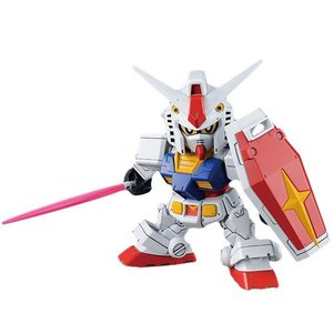 ガンダム Gundam プラモデル Mobile Suit #1 RX-78-2 Bandai SDGCS Model Kit|fermart-hobby