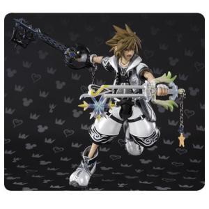 キングダム ハーツ Kingdom Hearts 可動式フィギュア II Sora Final Form SH Figuarts Action Figure P-Bandai Tamashii Exclusive fermart-hobby