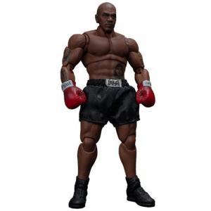 マイクタイソン Mike Tyson 可動式フィギュア The Tattoo 1:12 Scale Action Figure|fermart-hobby