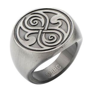 ドクター フー ボディーヴァイブ Body Vibe Doctor Who Seal of Rassilon Signet Finger Ring|fermart-hobby
