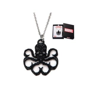 エージェント オブ シールド ボディーヴァイブ Body Vibe Agents of SHIELD Hydra Bling Gems Necklace|fermart-hobby