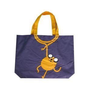 アドベンチャー タイム サーリアルエンターテインメント サーリアル Surreal Entertainment Adventure Time Jake's Arm Canvas Tote Bag|fermart-hobby