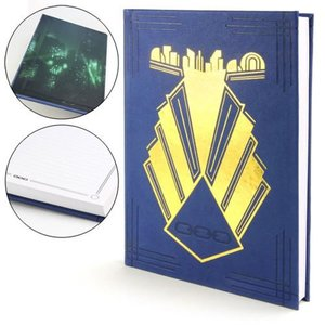 バイオショック Bioshock グッズ Rapture Hardcover Journal|fermart-hobby