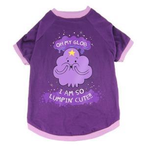 アドベンチャー タイム コープ The Coop Adventure Time Lumpy Space Princess OMGlob Dog Shirt|fermart-hobby