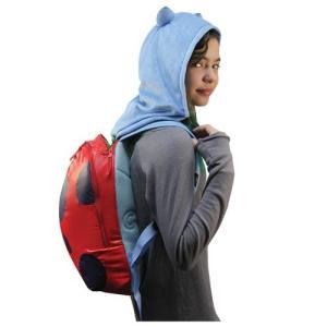 ブレーベストウォーリアーズ コープ The Coop Bravest Warriors Catbug Hooded Backpack|fermart-hobby