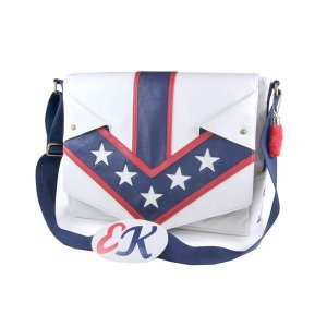 エベル ナイベル コープ The Coop Evel Knievel Jumpsuit Messenger Bag                - Free Shipping|fermart-hobby