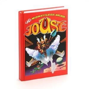 ビデオデーム Video Games グッズ Midway Games Joust Journal fermart-hobby
