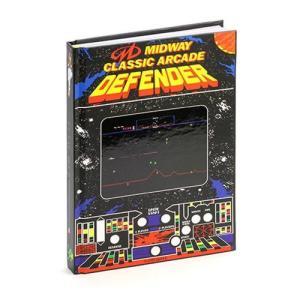 ビデオデーム Video Games グッズ Midway Games Defender Journal fermart-hobby