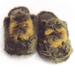 スターウォーズ コミックイメージズ Comic Images Star Wars Chewbacca Small Slippers|fermart-hobby