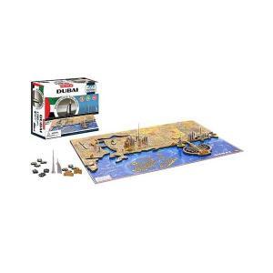 パズル 4Dシティースケープ 4D Cityscape Dubai UAE 4D Puzzle|fermart-hobby