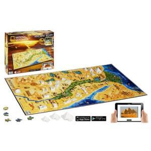 パズル Puzzles ゲーム・パズル National Geographic Ancient Egypt 4D Puzzle|fermart-hobby