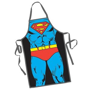 スーパーマン Superman グッズ DC Comics Be the Character Apron|fermart-hobby