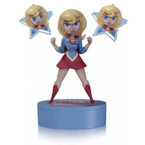 スーパーガール DCコレクティブルズ DC Collectibles Super Best Friends Forever Supergirl Action Figure and Super Secret Storage Box|fermart-hobby