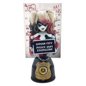 ハーレー クイン Harley Quinn グッズ DC Mugshot Bust Variant|fermart-hobby