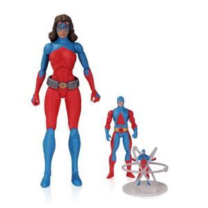 ジャスティス リーグ DCコレクティブルズ DC Collectibles DC Icons Atomica Deluxe Action Figure 3-Pack|fermart-hobby
