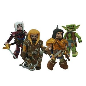 パスファインダー ダイアモンド セレクト Diamond Select Pathfinder Minimates Box Set|fermart-hobby