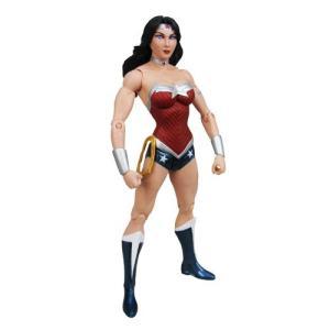 ジャスティス リーグ DCコレクティブルズ DC Collectibles Justice League New 52 Wonder Woman Action Figure|fermart-hobby