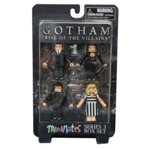 バットマン ダイアモンド セレクト Diamond Select Gotham: Rise of the Villains Minimates Series 3 Box Set|fermart-hobby