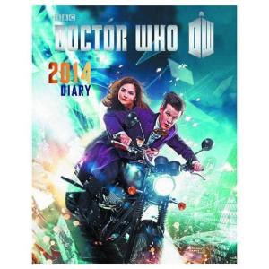 ドクター フー マロン パブリッシング Mallon Publishing Doctor Who 2014 Daily Planner|fermart-hobby