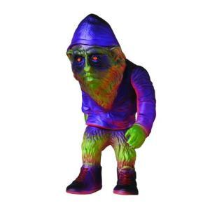 ビックフット Bigfoot フィギュア Urban Purple Rain Sofubi Vinyl Figure fermart-hobby