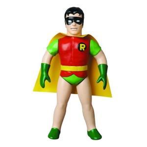 バットマン メディコム Medicom Batman Classic 1966 TV Series Robin Sofubi Vinyl Figure|fermart-hobby