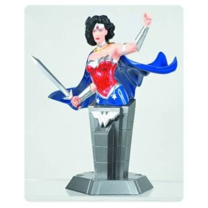 ワンダーウーマン ハッピーウェル Happy Well Enterprise DC Heroes Wonder Woman Action Mode 3D Puzzle|fermart-hobby