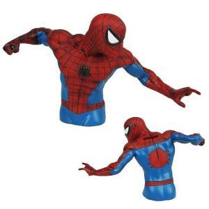 スパイダーマン Spider-Man グッズ Previews Exclusive Bust Bank fermart-hobby