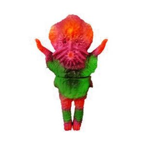 コスチューム メディコム Medicom Monster Octopus Zolomedear Small Russet Version Sofubi Vinyl Figure|fermart-hobby