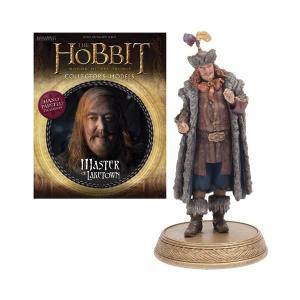 ロード オブ ザ リング The Hobbit Master of Laketown Figure with Collector Magazine #8|fermart-hobby