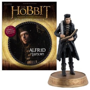 ロード オブ ザ リング The Hobbit Alfrid of Laketown with Collector Magazine #10|fermart-hobby