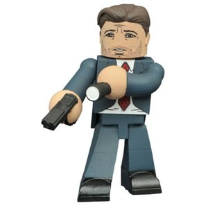 Xファイル エックスファイル ダイアモンド セレクト Diamond Select X-Files 2016 Fox Mulder Vinimate Vinyl Figure|fermart-hobby