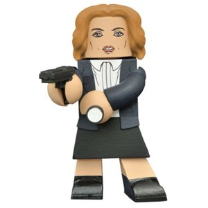 Xファイル エックスファイル ダイアモンド セレクト Diamond Select X-Files 2016 Dana Scully Vinimate Vinyl Figure|fermart-hobby
