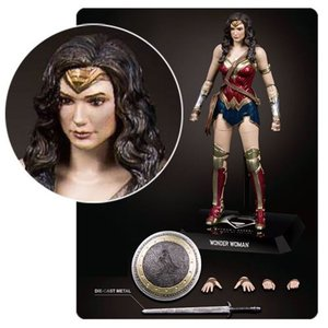 ワンダーウーマン Wonder Woman 可動式フィギュア Batman v Superman: Dawn of Justice DAH-002 Dynamic 8ction Action Figure - Previews Exclusive|fermart-hobby