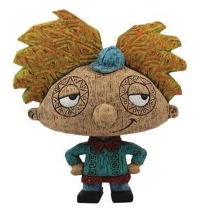 ヘイ アーノルド! Hey Arnold! フィギュア Arnold Eekeez Mini-Figure|fermart-hobby