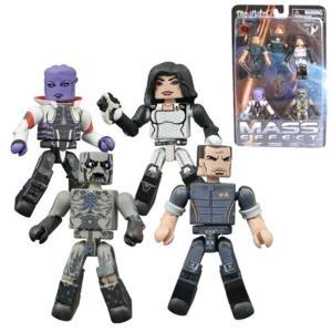 マスエフェクト ダイアモンド セレクト Diamond Select Mass Effect Minimates Series 1 Box Set fermart-hobby