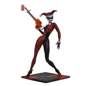 ハーレー クイン Harley Quinn 彫像・スタチュー DC Premier Collection Batman The Animated Series Statue|fermart-hobby