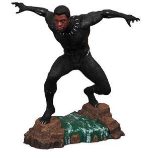 ブラックパンサー Black Panther 彫像・スタチュー Marvel Gallery Movie Unmasked Statue|fermart-hobby
