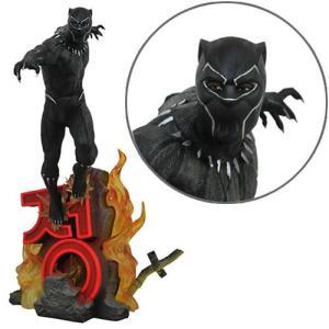 ブラックパンサー Black Panther 彫像・スタチュー Marvel Premier Movie Statue|fermart-hobby