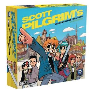 スコット ピルグリム Scott Pilgrim ゲーム・パズル Precious Little Card Game|fermart-hobby