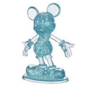 ミッキーマウス Mickey Mouse フィギュア 3D Crystal Puzzle Mini-Figure fermart-hobby